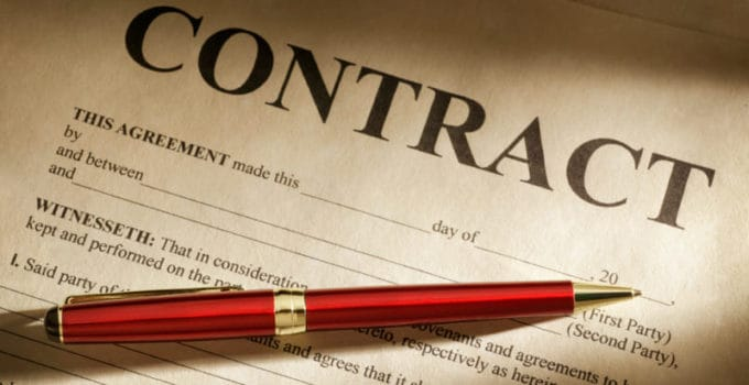 Protect Your Interests With An Experienced Contract Lawyer