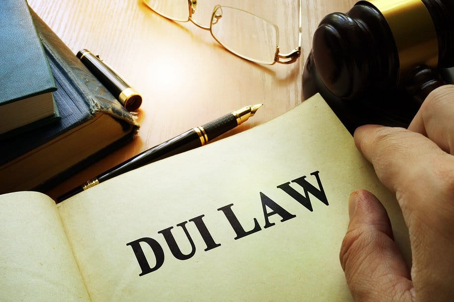 Handling Your First DWI
